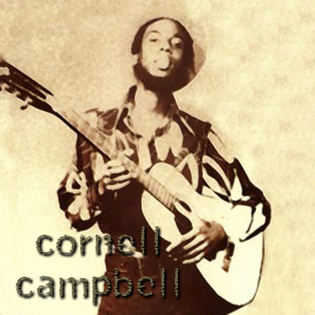 Cornell Campbell Screw Face